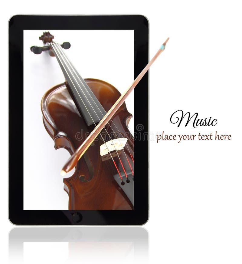 Musique en ligne images libres de droits