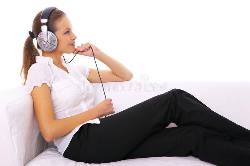 Musique et moi image stock