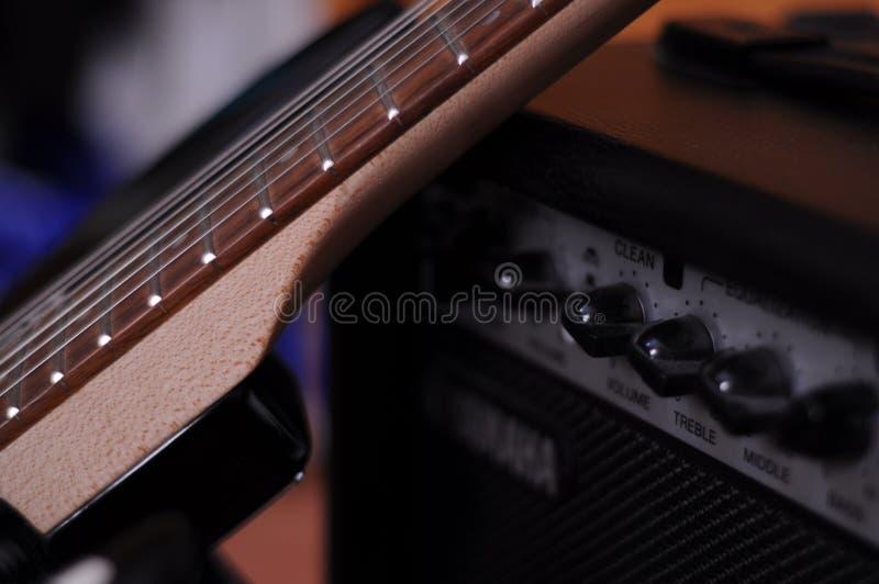 Musique Guitare photos libres de droits