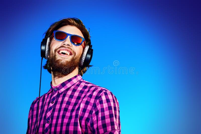 Musique heureuse photo stock