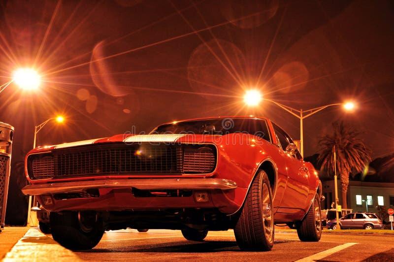 Muskel-Auto lizenzfreie stockfotografie