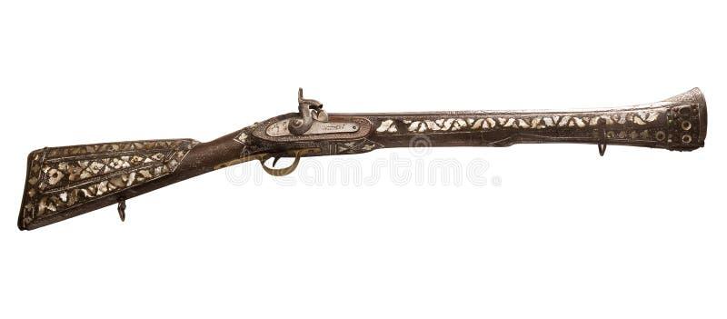 musket старый стоковые фотографии rf