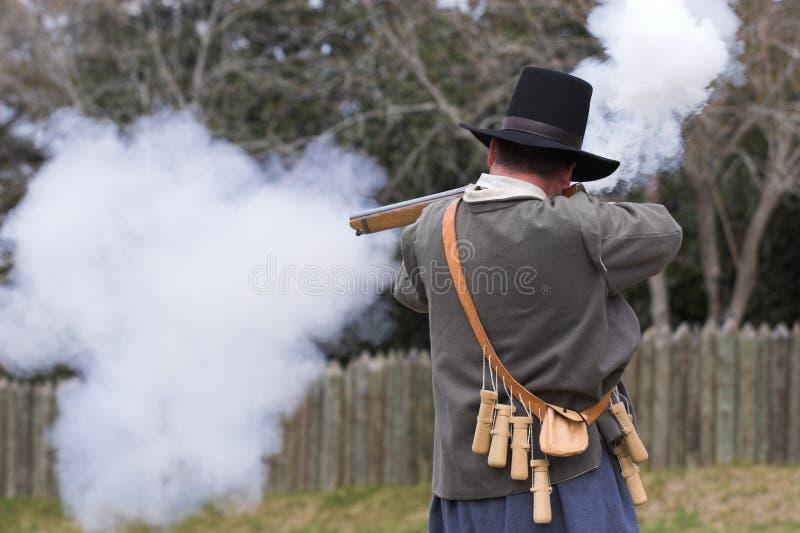 musketeer royaltyfri bild