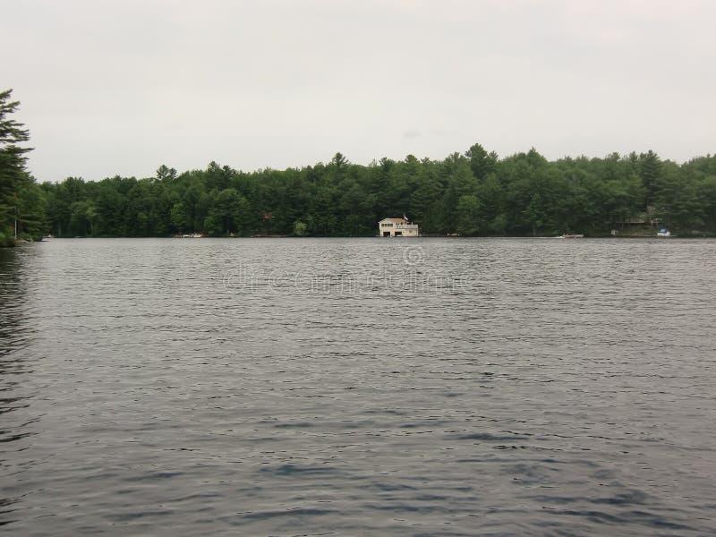 Muskoka Ontario Canada di estate fotografie stock