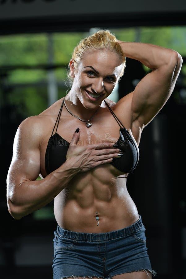 MuskulöSe Frau