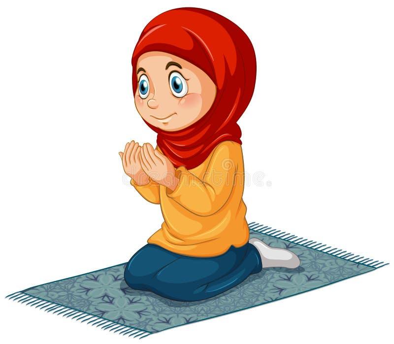 muslim ilustracja wektor