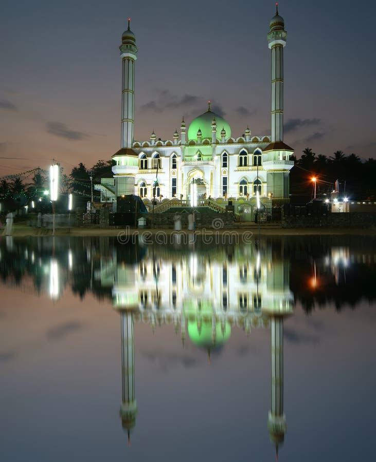 Muslim (Arab) Mosque, Kovalam, Kerala, India stock photos