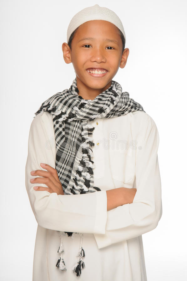 Download Muslim Boy stock photo. Image of south, asian, kids, arab - 29744844