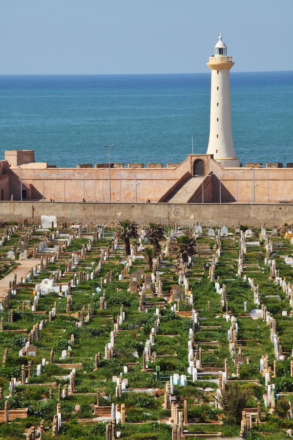 Muslim cemetery royalty free stock images