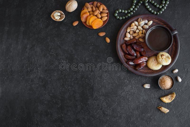 Muslim Iftar Food royalty free stock image