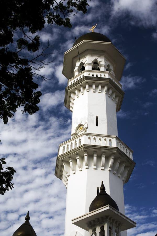 Muslim minaret royalty free stock photos