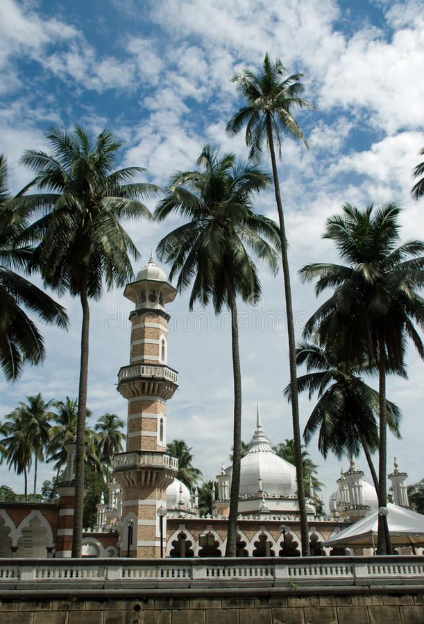 Free Muslim Mosque Royalty Free Stock Photo - 14734045