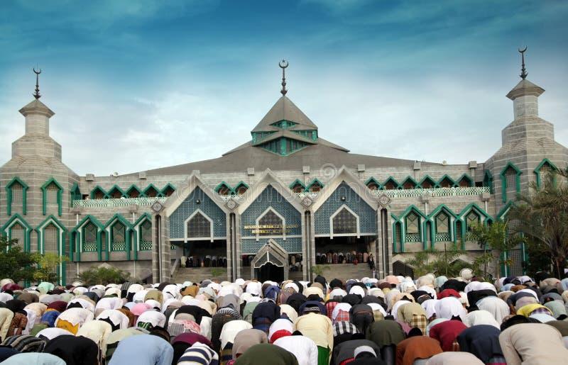 Muslim pray