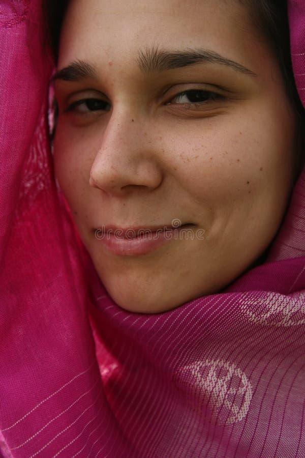 Free Muslim Woman Stock Photography - 1238842
