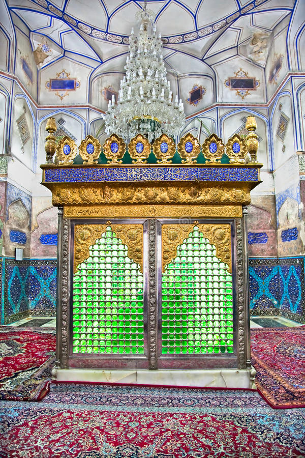 Download Muslims Tomb Inside Bohg-e Harun Vilayet Shrine Stock Image - Image: 26778571