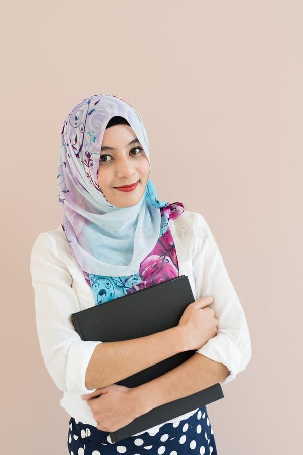 Muslimsk kvinna arkivfoton