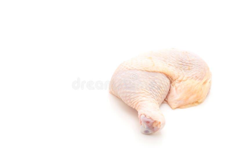 Muslo del pollo imágenes de archivo libres de regalías