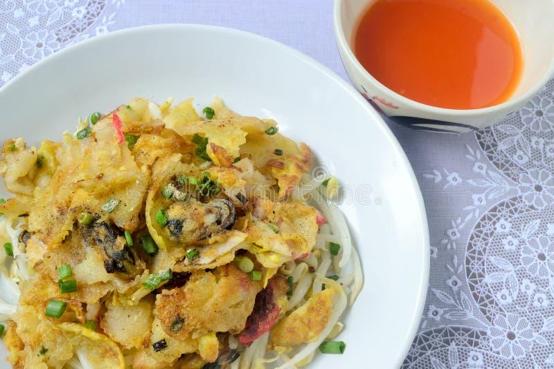 Mussel omlet zdjęcie royalty free
