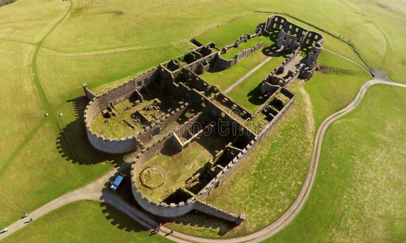 Mussenden Temle Co.Antrim Northern Ireland. Mussenden Temple Co.Antrim Northern Ireland ireland Dunluce Castle Co. Antrim Northern Ireland n.i. rathlin island stock image