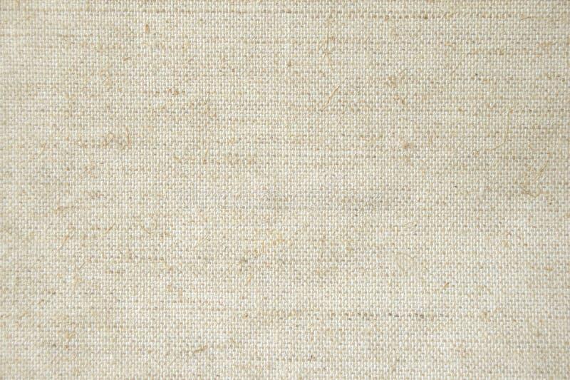 Mussola ruvida, tela di iuta, panno della tela da imballaggio fotografie stock libere da diritti