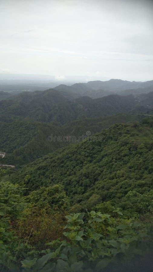 Mussorie,印度 库存照片