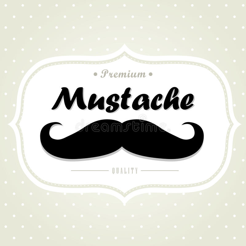 Download Mustache stock image. Image of hair, mutton, camouflage - 35592493