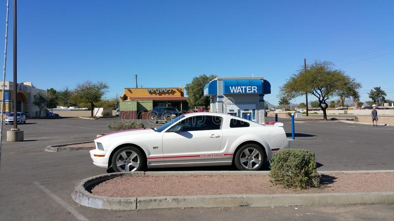 Mustang GT image stock