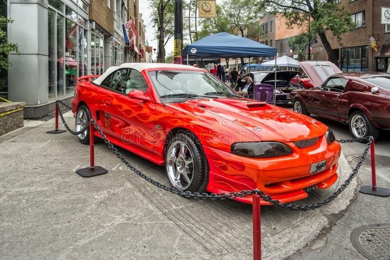 Mustang GT photo libre de droits