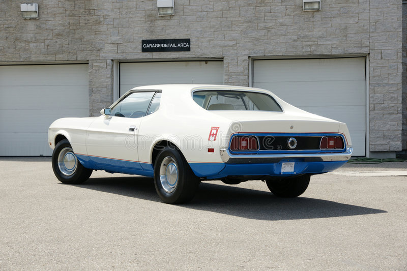 Download Mustang Sprint Coupe Stock Photography - Image: 6190882
