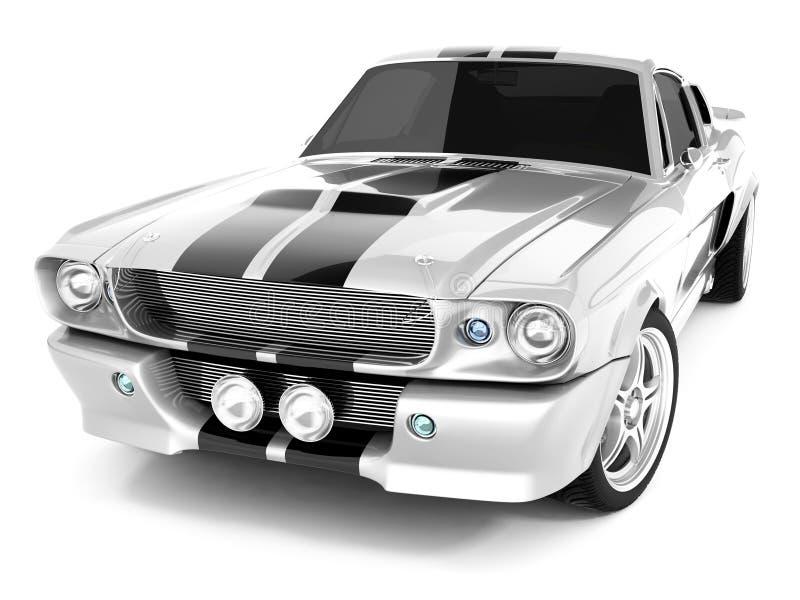 Mustango GT500 de Shelby imagenes de archivo