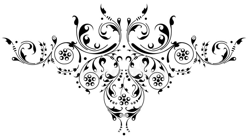 Muster 10 stock abbildung