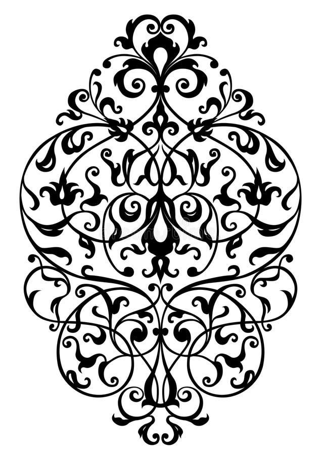 Muster 2 vektor abbildung