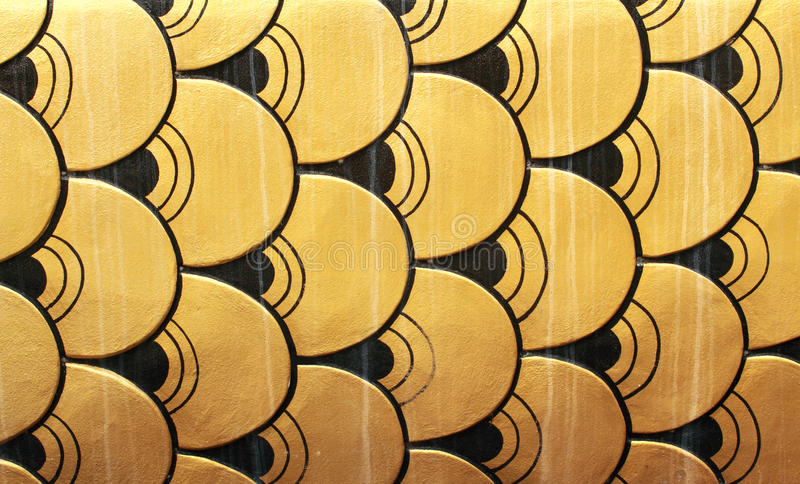 Muster des Drachen lizenzfreie stockfotografie