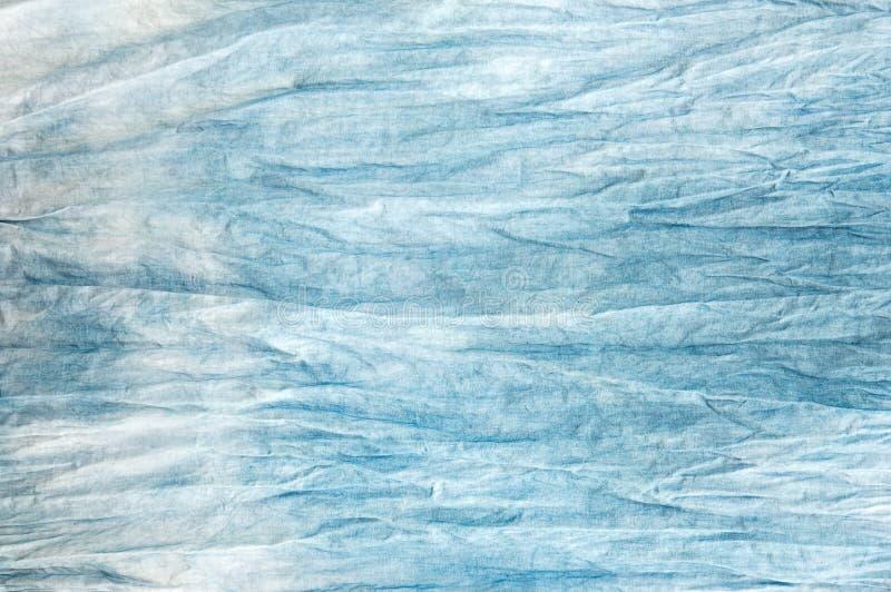 Muster des Isaan gesponnenen Stoffes stockbilder
