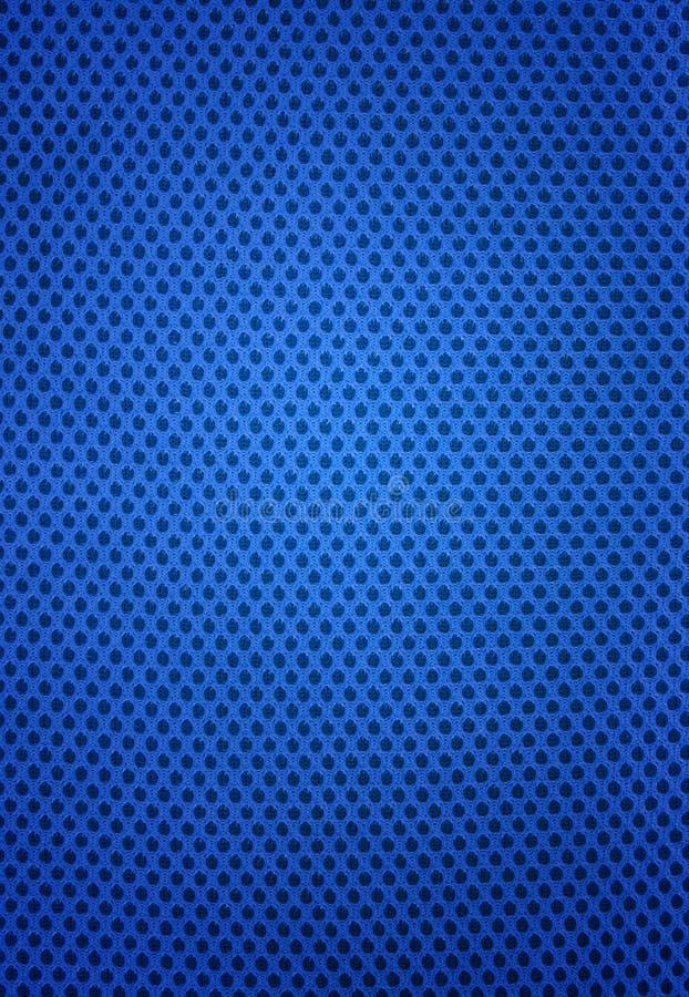 Muster von blauem Jersey lizenzfreie stockbilder
