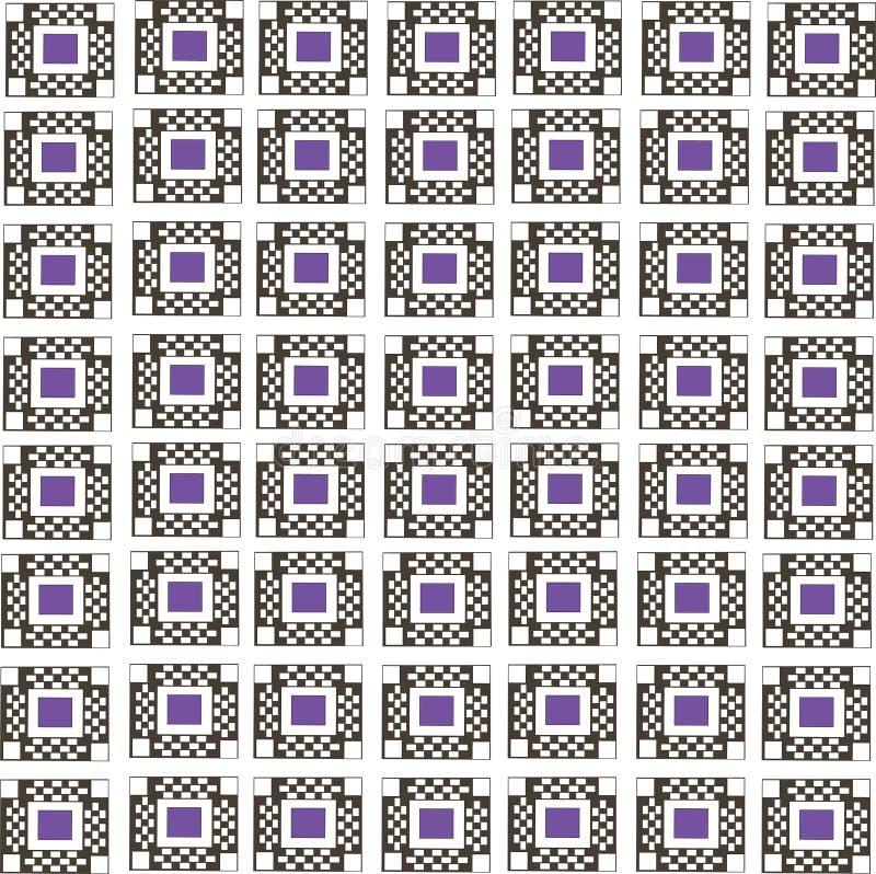Musterillustrationshintergrund vektor abbildung