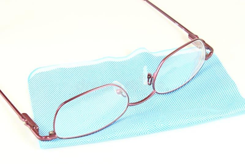 Mustern Sie Gläser lizenzfreie stockbilder