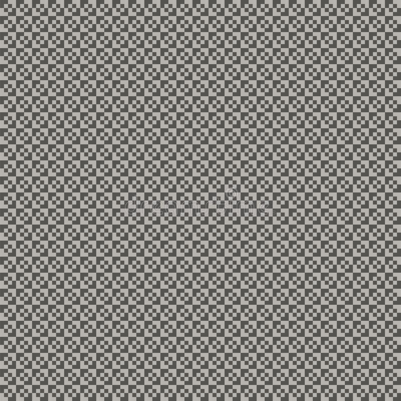 Musterquadrat in einem Quadrat lizenzfreie abbildung