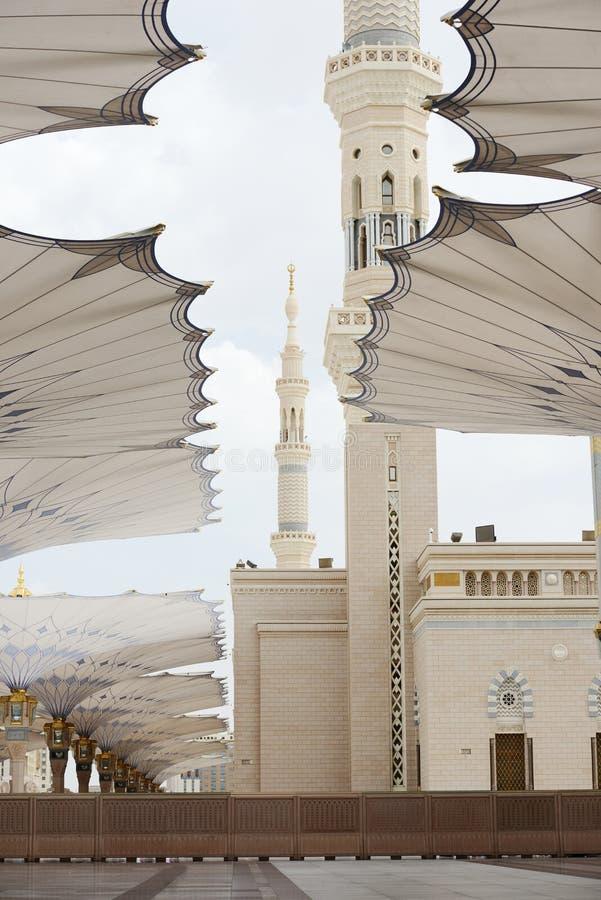 Musulmani di pellegrinaggio alla Mecca di Makkah Kaaba immagine stock libera da diritti