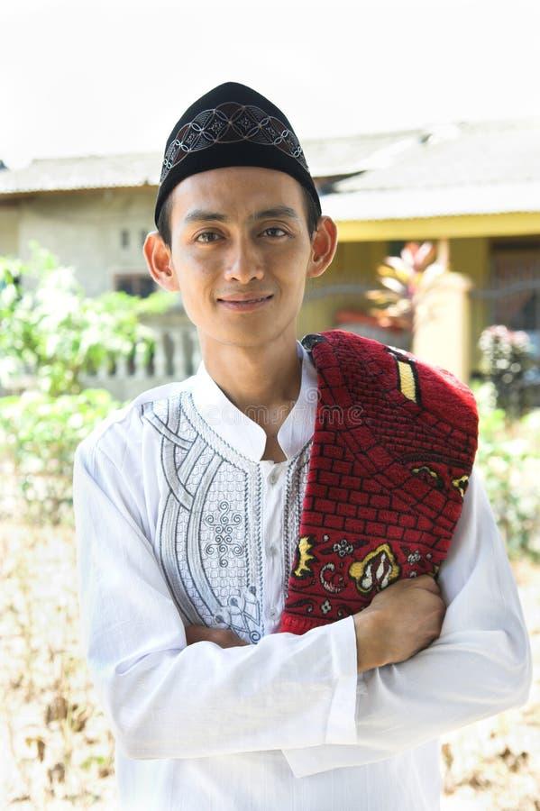 musulmans d'homme de costume photos stock