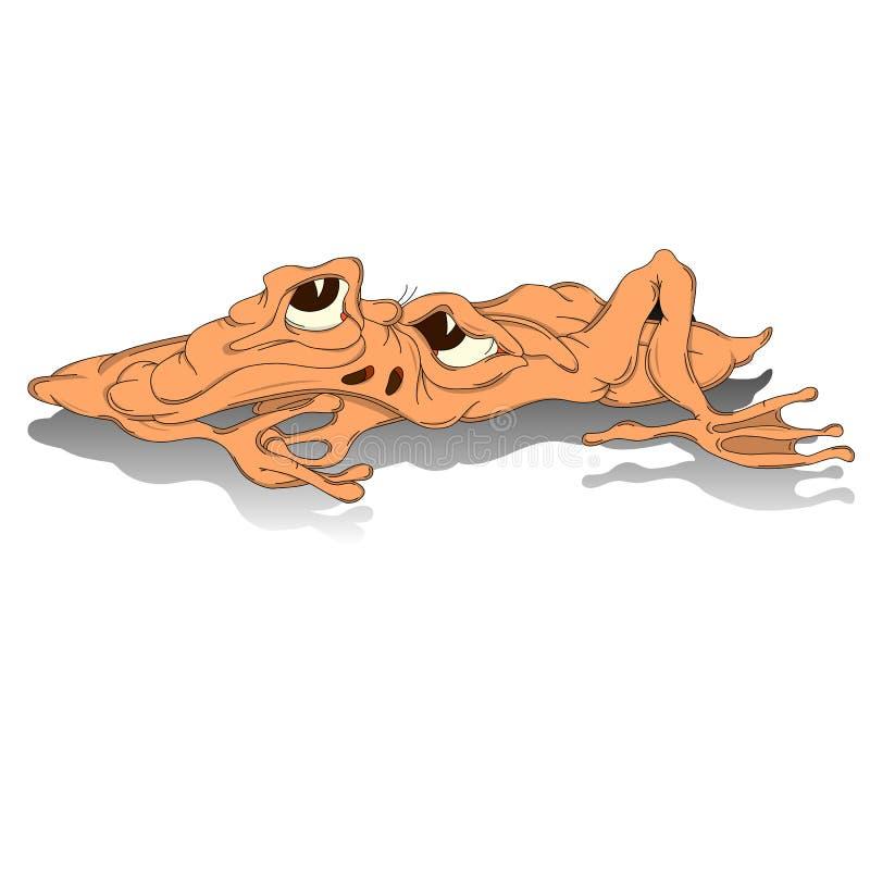 Mutant monste vector illustration