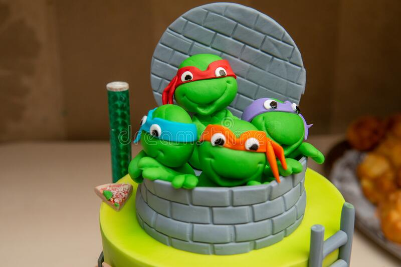 Groovy Ninja Turtles Stock Photos Download 311 Royalty Free Photos Funny Birthday Cards Online Benoljebrpdamsfinfo