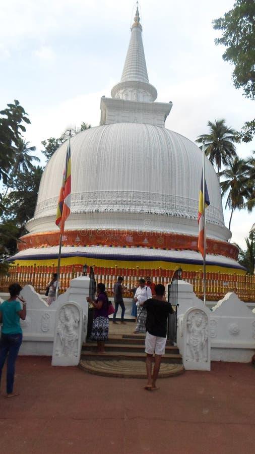 Muthiyangana玛哈saya 图库摄影