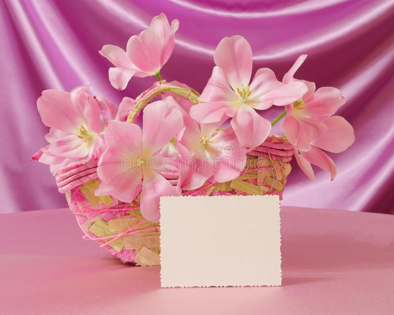 Mutter-Tageskarte oder Ostern-Bild - Foto auf lager stockfotografie