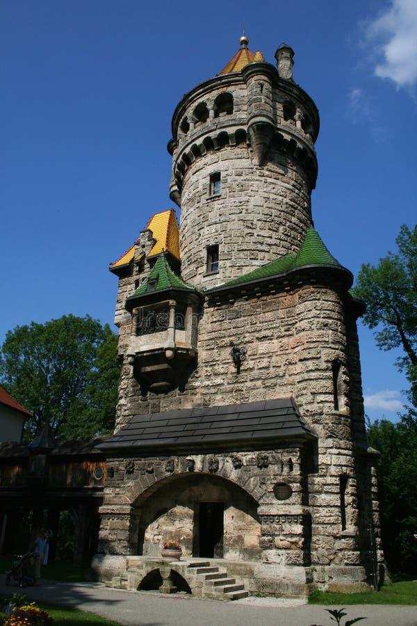Mutter tower full