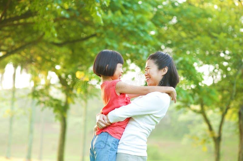 Mutter und ich stockbilder
