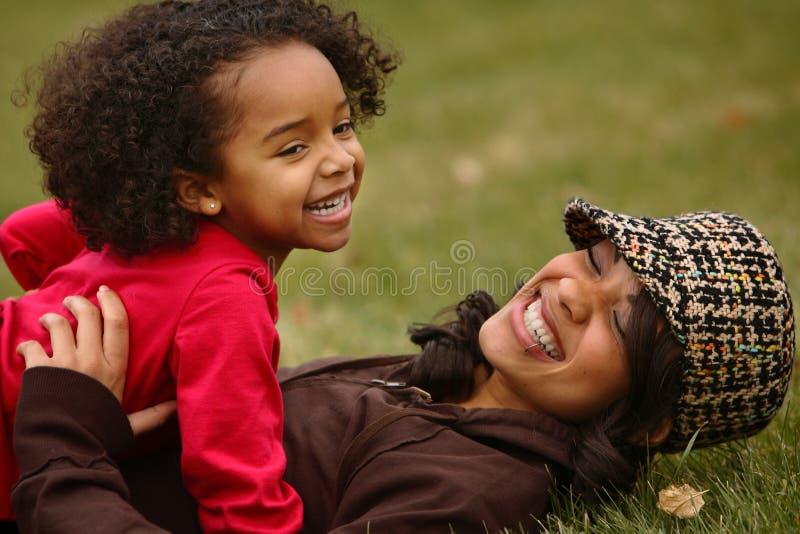 Mutter und Kind stockfotos