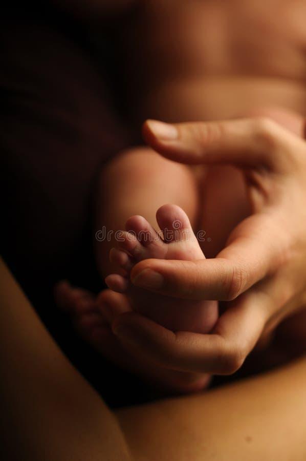 Mutterliebe lizenzfreie stockbilder