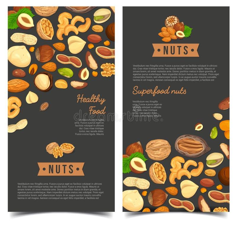 Muttermat för shoppar affischen eller marknadsför banret stock illustrationer