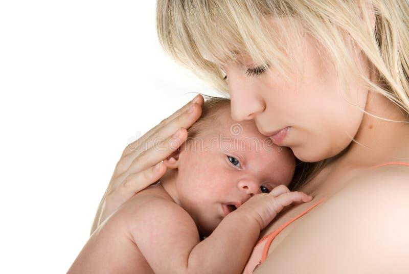 Mutterschaft lizenzfreie stockfotos